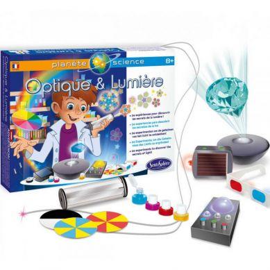 Sento Sphere - Eksperymenty Optyczne i ze Światłem dla Dzieci
