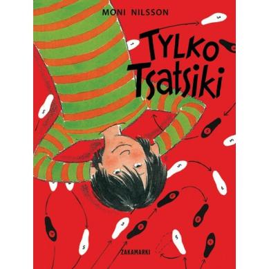 Wydawnictwo Zakamarki - Tylko Tsatsiki
