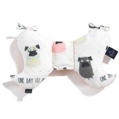 La Millou - Angel's Wings Velvet Collection Doggy Unicorn Powder Pink