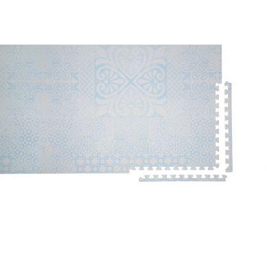 Toddlekind - Mata do Zabawy Piankowa Podłogowa Prettier Playmat Persian Sea Spray Blue