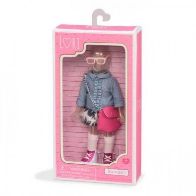 Lori - Zestaw Ubranek dla Lalki 15cm Glam Gal
