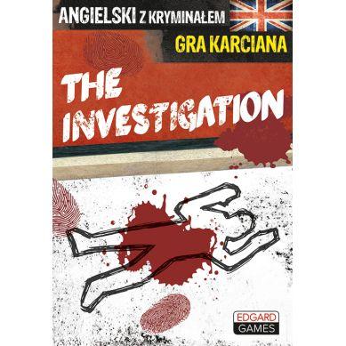 Edgard Games - Angielski z Kryminałem The Investigation