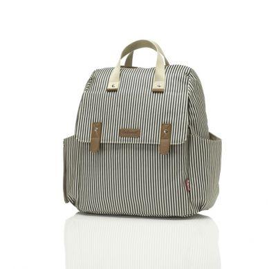 Babymel - Torba Plecak Robyn Navy Stripe