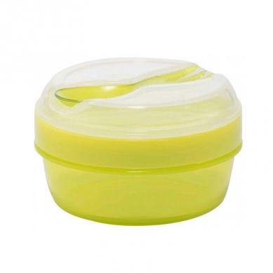 Carl Oscar - N'ice Cup™ Pojemnik Śniadaniowy z Wkładem Chłodzący Lime Monkey