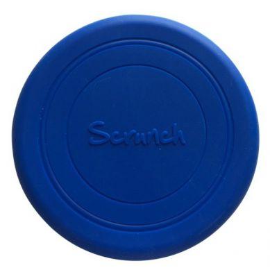Scrunch - Zwijane Silikonowe Frisbee Niebieskie