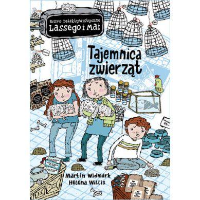 Wydawnictwo Zakamarki Tajemnica Zwierząt