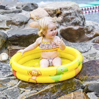 The Swim Essentials - Basenik dla Dzieci 60 cm Żółty
