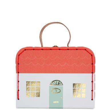Meri Meri - Lalka Matilda mini w walizce