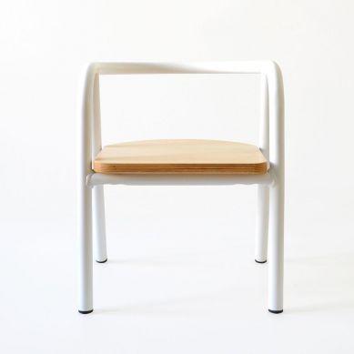 Charlie Crane - Krzesełko Dziecięce Hito White