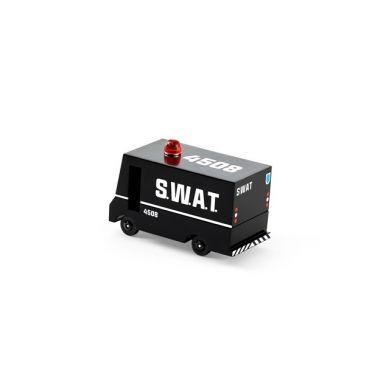 Candylab - Drewniany Samochód SWAT Van