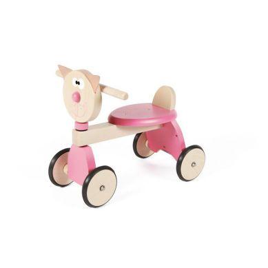 Scratch - Jeździk 4 kołowy Kotek