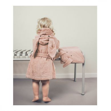 Liewood - Szlafrok dla Dzieci Rabbit Rose
