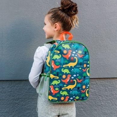 Petit Collage - Plecak Ekologiczny Dinozaur