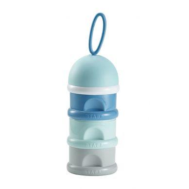 Beaba - Pojemnik na Mleko w Proszku Blue