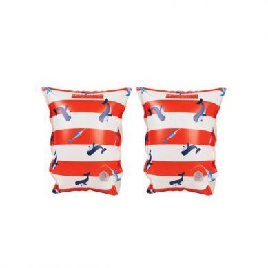 The Swim Essentials - Rękawki do Pływania 0-2 lat Wielorybki