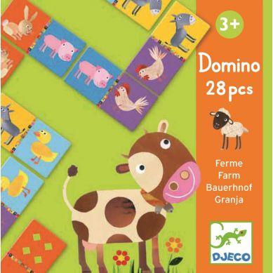 Djeco - Domino Farma