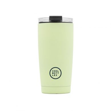Cool Bottles - Kubek Termiczny 550  ml Triple cool Pastel Green