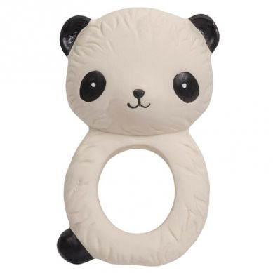 A Little Lovely Company - Gryzak z Organicznego Kauczuku Hevea Panda