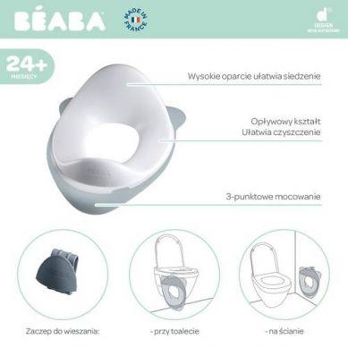 Beaba - Nakładka na Toaletę Light Mist