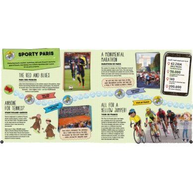 Wydawnictwo Lonely Planet Kids - City trails Paris