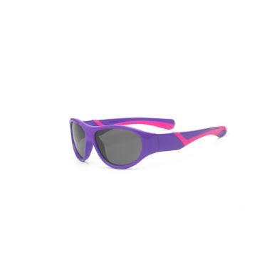 Real Kids - Okularki dla Dzieci Discover Polarized Purple and Pink 7+
