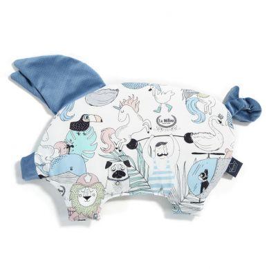 La Millou - Podusia do Wózka Sleepy Pig La Millou Family VOL. II Denim