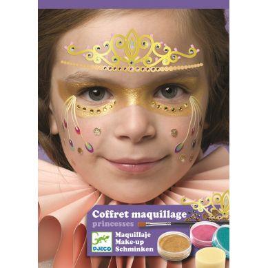 Djeco - Farby do Malowania Twarzy Princess