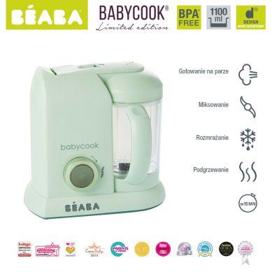 Beaba - Babycook Kolekcja Macaron Mint Green