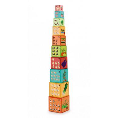 Scratch - Piramida Edukacyjna Farma