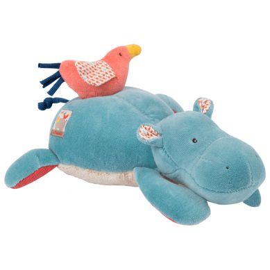 Moulin Roty - Maskotka z Pozytywką Hippo