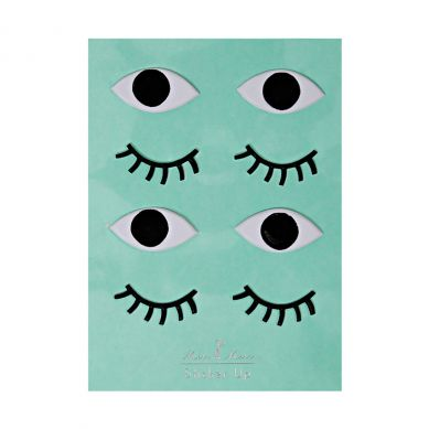 Meri Meri - Zestaw Naklejek 3D Eyes 3+