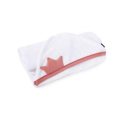 Poofi - Ręcznik Princess herbaciana róża