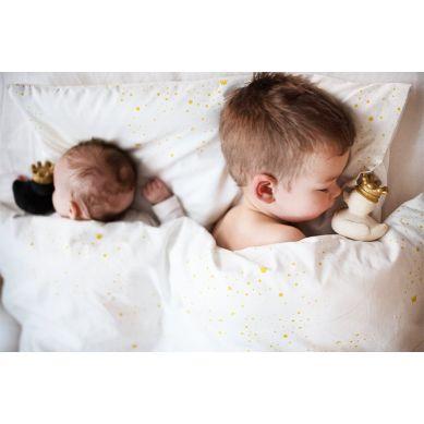 Lullalove - Bawełniana Pościel Royal Baby 100x135 cm