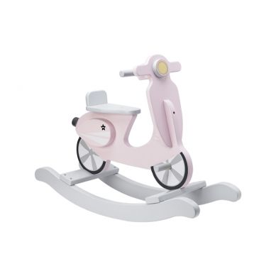 Kids Concept - Skuter na Biegunach Pink