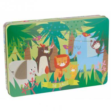 Apli Kids - Puzzle XL Dżungla 3+