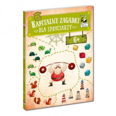 Kapitan Nauka - Kapitalne Zagadki dla Spryciarzy 6+