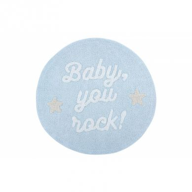 Lorena Canals - Dywan do Prania w Pralce Baby, you rock!, Mr Wonderful & Lorena Canals