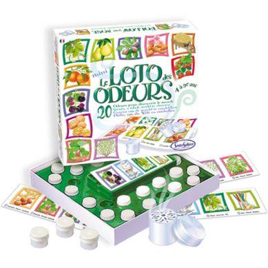 Sentosphere - Lotto Zapachowe 20 Zapachów