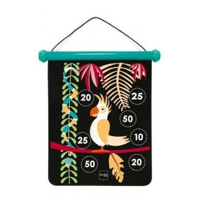 Scratch - Magnetyczne Rzutki M Dżungla