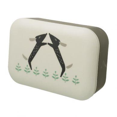 Fresk - Bambusowe Pudełko Śniadaniowe Dachsy