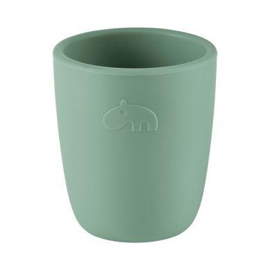 Done By Deer - Kubek Silikonowy Mini Green