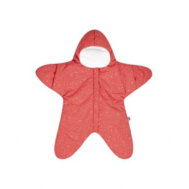 Baby Bites - Kombinezon Letni Star 3-6m Coral