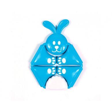 Fat Brain Toys - Gryzak Króliczek Twistimals Zabawka Zręcznościowa