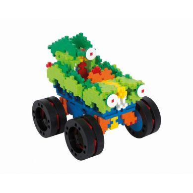 Plus Plus - Puzzle GO! Mini Mix 600 szt. Monster Trucks