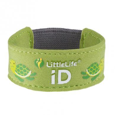 LittleLife - Neopranowa Opaska Informacyjna ID Żółw