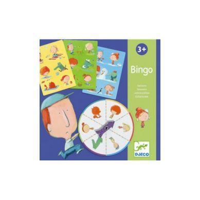 Djeco - Gra Bingo Pry Roku