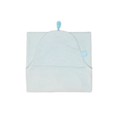 Snoozebaby - Ręcznik z Kapturkiem Błękit