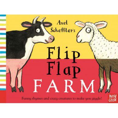 Wydawnictwo Usborne Publishing - Flip Flap Farm