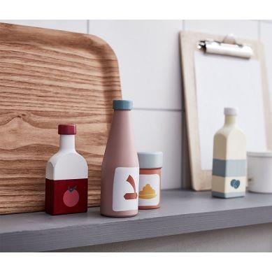 Kids Concept - Bistro Zestaw Butelek 5 szt