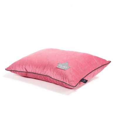 La Millou - Poduszka Big Pillow Velvet Collection Florida Pink